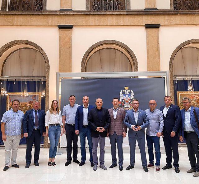 Компания ООО «ЭКО-СПЕКТРУМ» принимает участие в деловой бизнес-миссии в Сербии