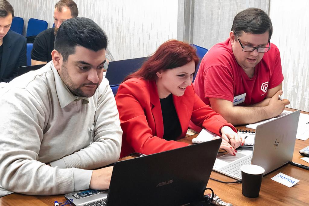 Сотрудники компании Эко-Спектрум участвуют в Экспортный Форсаж 2021